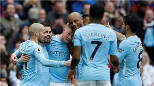 Man City 5-0 Swansea: Pep Guardiola khẳng định sức mạnh