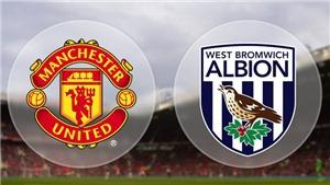 M.U 0–1 West Brom: Old Trafford thất thủ, Man City chính thức đăng quang sớm 5 vòng