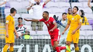 ĐKVĐ Australia thua sốc Jordan ở trận ra quân Asian Cup 2019
