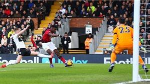 ĐIỂM NHẤN Fulham 0-3 Man United: Pogba là sự khác biệt. Chán nản với Lukaku và Sanchez