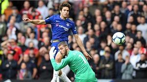 CĐV MU lại kêu gào De Gea ngồi dự bị sau sai lầm trước Chelsea
