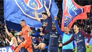 PSG chính thức vô địch Ligue 1 sớm 5 vòng đấu mà không cần đá vòng 33