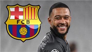 Chuyển nhượng Liga 10/9: Depay đạt thỏa thuận với Barca. Atletico hạ giá Partey