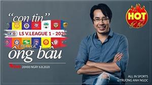 """Bóng đá Việt hay """"con tin"""" của các ông bầu?"""