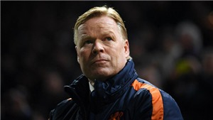 Vừa đến Barcelona, Koeman đã đối diện nguy cơ bị sa thải ngay mùa sau