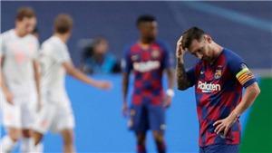 Messi được khuyên rời Barcelona sau trận thua Bayern
