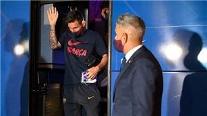 CĐV đến tận khách sạn để nhạo báng Barcelona