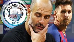 Messi đã liên hệ với Pep Guardiola để chuyển tới Man City