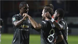 Bóng đá hôm nay 23/9: MU thắng dễ ở cúp Liên đoàn. Barca đồng ý để Suarez tới Atletico