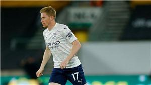 """Sao Wolves khiến fan phát sốt với pha """"xâu kim"""" De Bruyne rồi kiến tạo tuyệt đỉnh"""