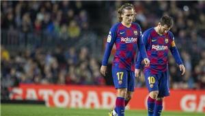 Griezmann lần đầu tiết lộ chuyện tương lai của Messi