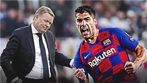 Chuyển nhượng Liga 17/9: Koeman muốn giữ Suarez. Hai sao Real cập bến Tottenham