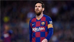 Chuyển nhượng Liga 27/9: Messi có thể ở lại Barcelona 2 năm. Ousmane Dembele từ chối Liverpool