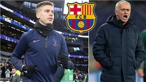 Chuyển nhượng Liga 3/10: Barcelona từ bỏ 2 mục tiêu trung vệ. Roma mượn sao trẻ Real Madrid