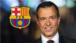 'Siêu cò' Mendes đã mở rộng tầm ảnh hưởng ở Barca như thế nào?