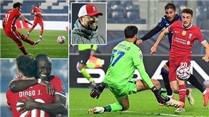 Atalanta 0-5 Liverpool: Jota lập hat-trick, Liverpool thăng hoa trên đất Italy