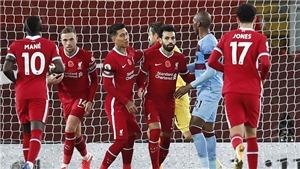 Liverpool 2-1 West Ham: Salah - Jota tiếp tục tỏa sáng giúp Liverpool ngược dòng
