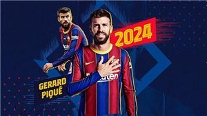 Pique tạo ra chia rẽ trong phòng thay đồ Barcelona