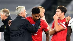 Mourinho chỉ ra 2 điểm yếu khiến MU thất bại 1-6 trước Tottenham
