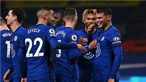 Chelsea 4-1 Sheffield United: Ziyech bùng nổ, Chelsea áp sát ngôi đầu bảng