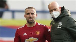 Bóng đá hôm nay 11/11: MU mất Shaw trong 10 trận. Liverpool muốn có tiền đạo Real