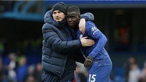 Chelsea ngày càng chắc chắn với Kurt Zouma
