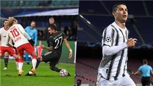 Kết quả Cúp C1 hôm nay: MU bị loại cay đắng, Lazio đi tiếp, Juventus chiếm ngôi đầu