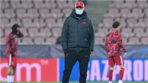 Juergen Klopp bị CĐV Liverpool chỉ trích vì dùng đội hình mạnh với Midtjylland