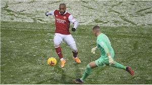 ĐIỂM NHẤN West Brom 0-4 Arsenal: Lacazette che mờ Aubameyang. Mari là mảnh ghép hàng thủ cuối cùng