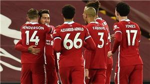 K+PM TRỰC TIẾP bóng đá Anh hôm nay: Liverpool-West Brom (23h30, 27/12)