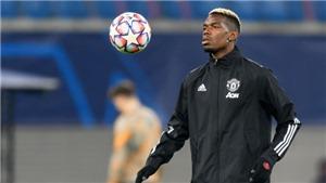 Chuyển nhượng MU: Pogba có thể ra đi với giá 50 triệu bảng