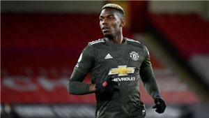 ĐIỂM NHẤN Sheffield United 2-3 MU: Pogba là ông chủ tuyến giữa. MU lại thắng ngược dòng