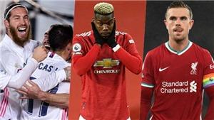 GÓC MARCOTTI: Real vượt qua khủng hoảng. Derby Manchester tẻ nhạt