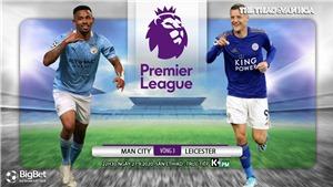 Soi kèo nhà cái Man City vs Leicester. Vòng 3 Ngoại hạng Anh. Trực tiếp K+PM