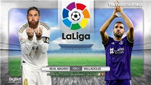 Soi kèo nhà cái Real Madrid vs Valladolid. Vòng 4 La Liga. Trực tiếp BĐTV