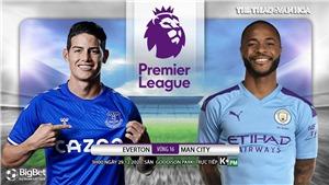 Soi kèo nhà cái Everton vs Man City. K+PM trực tiếp bóng đá Anh hôm nay