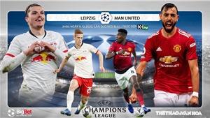 Soi kèo nhà cái Leipzig vs MU. Trực tiếp bóng đá cúp C1 châu Âu