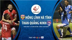 Soi kèo nhà cái. Hà Tĩnh vs Quảng Ninh. Trực tiếp bóng đá Việt Nam 2020