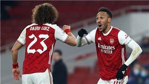 Arsenal 2-0 Newcastle: Bùng nổ trong hiệp phụ, Pháo thủ đi tiếp