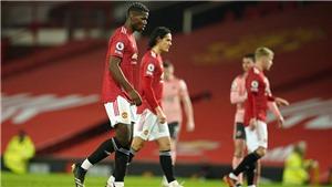 Cuộc đua vô địch Ngoại hạng Anh: MU vấp ngã. Man City vẫn dẫn đầu, Liverpool ngoài Top 4