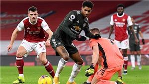 Bóng đá hôm nay 31/1: Hòa Arsenal, MU vẫn lập kỷ lục. Liverpool xác nhận mất Fabinho