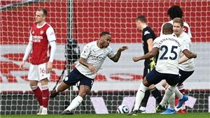 Arsenal 0-1 Man City: Sterling giúp Man City nối dài mạch thắng