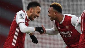 Arsenal 4-2 Leeds: Aubameyang lập hattrick, Arsenal thắng dễ trên sân nhà