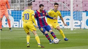 Barcelona 1-1 Cadiz: Thua phút cuối, Barca bị cầm chân trên sân nhà