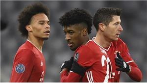 Bayern sợ mất Kingsley Coman vào tay MU