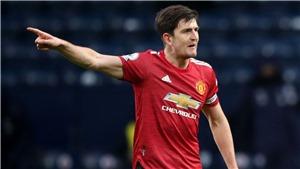 Tin bóng đá MU 15/2: Maguire chỉ trích VAR. Dortmund tranh hậu vệ với MU