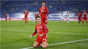 Bayern: Musiala lập kỷ lục nước Anh tại Cúp C1 với bàn thắng trước Lazio