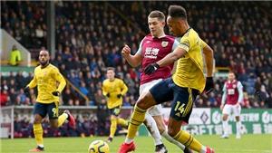 Cập nhật trực tiếp bóng đá Anh 6/3: Burnley vs Arsenal. Brighton vs Leicester