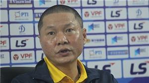Hà Nội FC thắng nhưng HLV Chu Đình Nghiêm chưa hài lòng