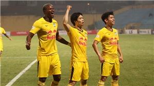 Trực tiếp bóng đá V-League: Đà Nẵng vs HAGL (17h00 hôm nay)
